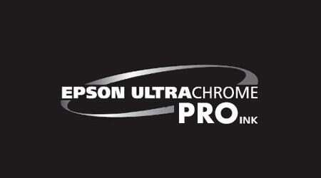 EPSON UltraChrome PRO ink