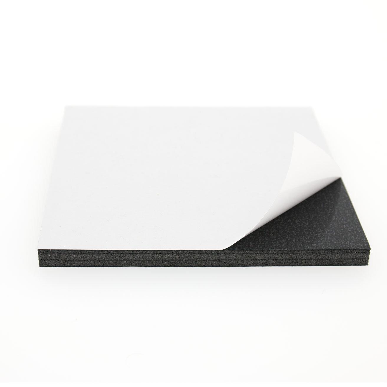 Foamfix zwart 10mm