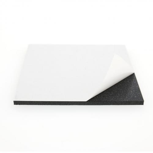 Foamfix zwart 5mm